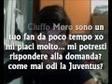 ASK.FM: Ciuffo Moro ♛ DOMANDA: Ciao Ciuffo Moro sono un tuo fan da poco tempo xo mi piaci molto...
